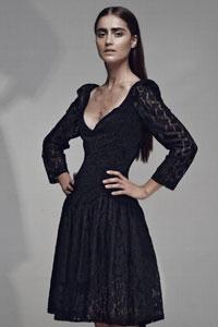 Черное платье #14