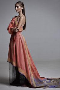 Розовое платье #18