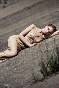 Прозрачное платье #26