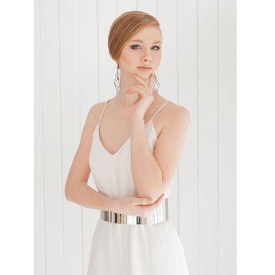 Белое платья для утра невесты напрокат