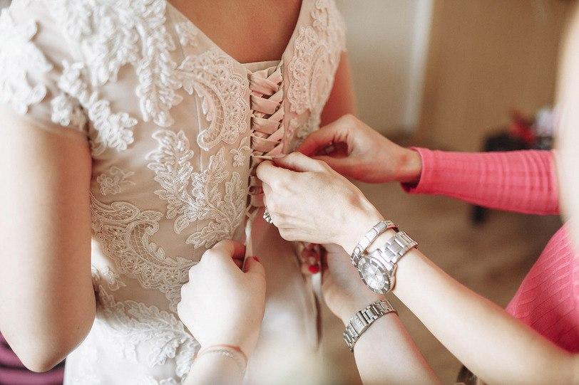 Платье Александры Лисиной