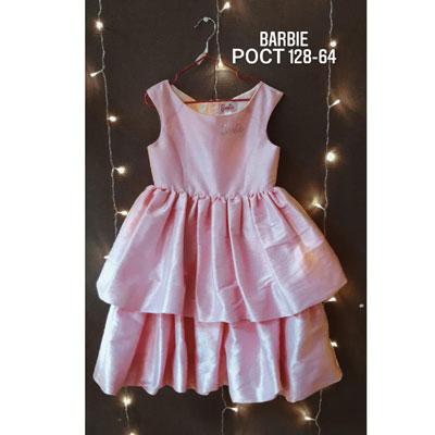 Детское розовое платье напрокат в аренду в Нижнем Новгороде