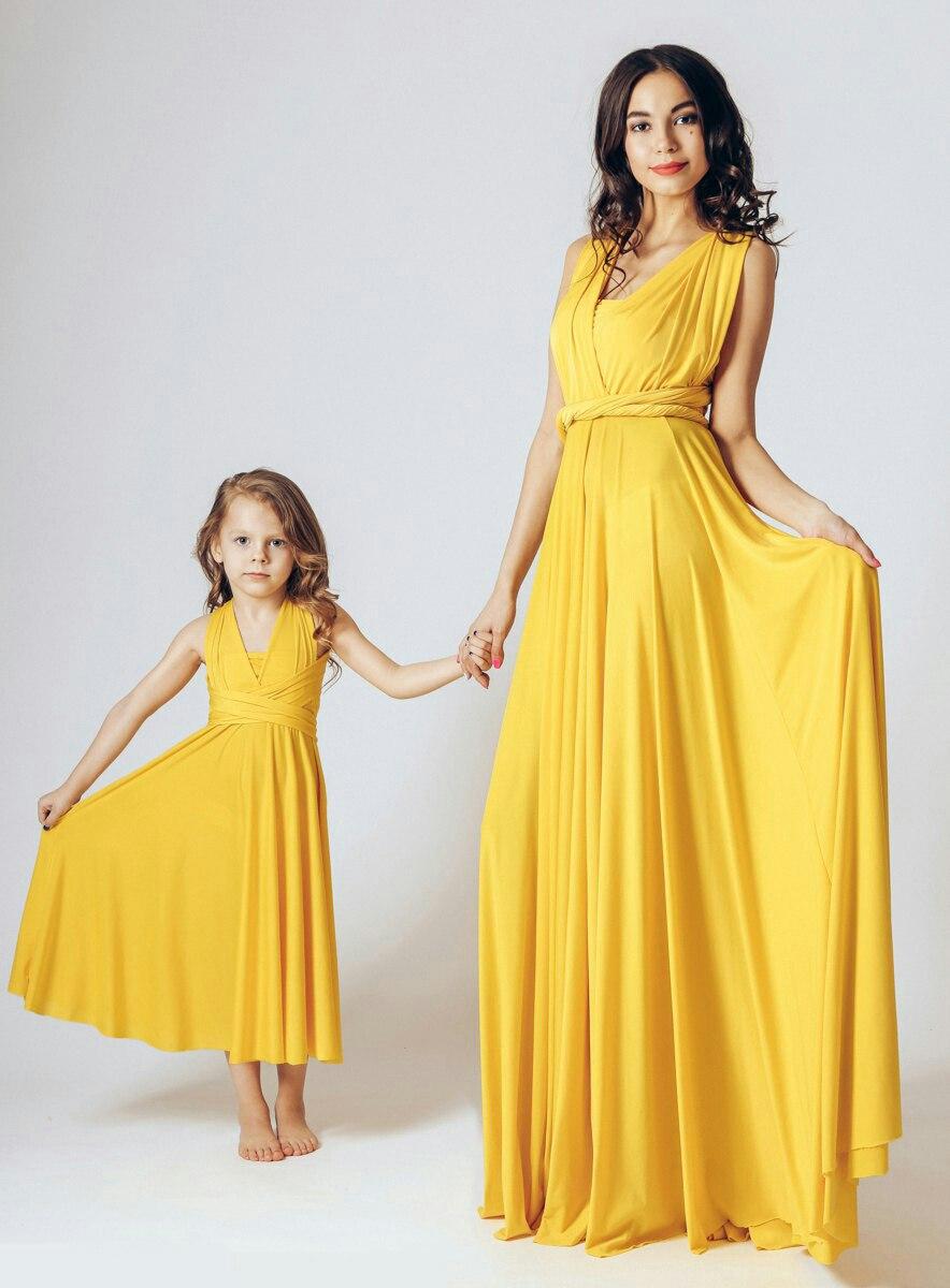 Одинаковые платья для мамы и дочки нижний новгород